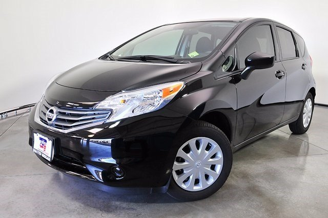 new 2016 nissan versa note s plus hatchback in las vegas 11796 united nissan. Black Bedroom Furniture Sets. Home Design Ideas